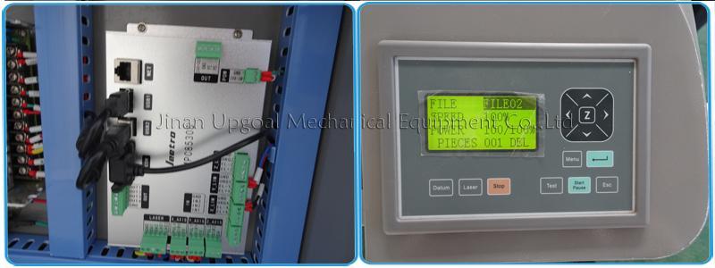 Leetro MPC8530 control system