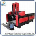 New  Double Z-axis Double Heads Stone CNC Carving Machine with Steel Table 13