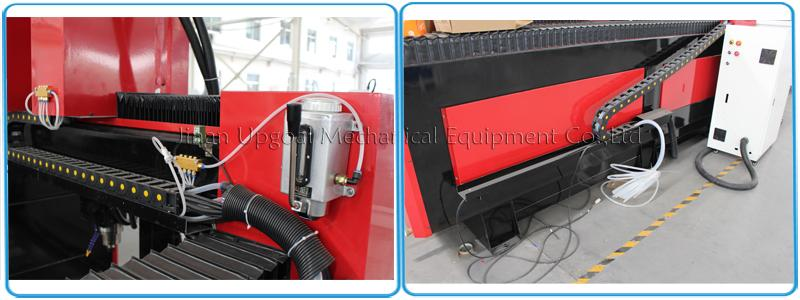 4 Axis Double Z-axis Marble Stone Engraving Carving Machine  12