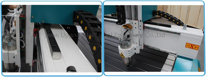 Linear square guide rail, Hiwin, Taiwan, helical rack and pinion transmission for XY-axis, lead ball screw transmission for Z-axis