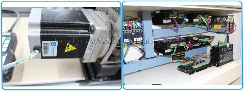 86BYGH450B stepper motor and DMA860 stepper driver