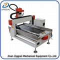 Small 6090 4 Axis CNC Engraver Cutter Machine with Mach3 Control System