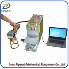 Handheld Type Metal Fiber Laser Marking Machine