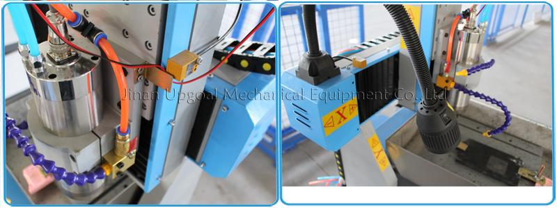 Limit switch & LED light