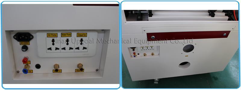 Paper-Cuts Artwork Co2 Laser Cutting Machine 65W 14