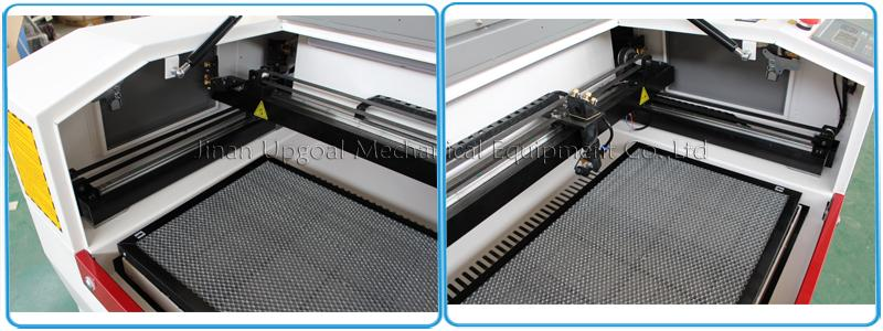 Paper-Cuts Artwork Co2 Laser Cutting Machine 65W 10