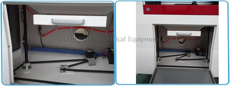 Paper-Cuts Artwork Co2 Laser Cutting Machine 65W 13
