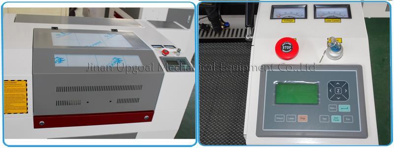 Paper-Cuts Artwork Co2 Laser Cutting Machine 65W 11