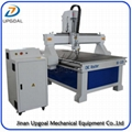 4 Axis 1325 Model CNC Furniture Engraving Cutting Machine with DSP Control