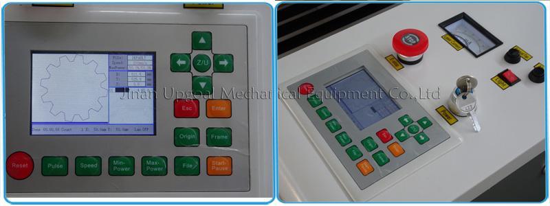 100W Co2 Plexiglass Laser Cutting Machine 1300*900mm 12