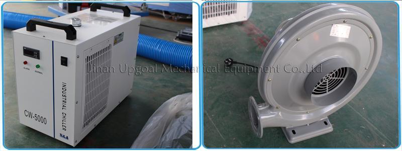 100W Co2 Plexiglass Laser Cutting Machine 1300*900mm 16