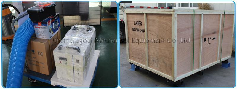 100W Co2 Plexiglass Laser Cutting Machine 1300*900mm 17