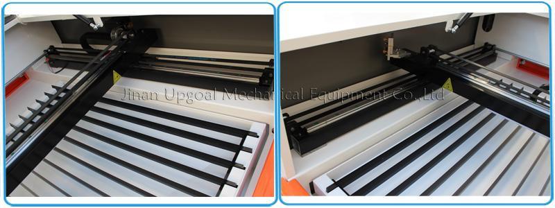 100W Co2 Plexiglass Laser Cutting Machine 1300*900mm 15