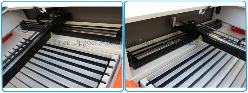Linear square guide rail & 3M belt transmission