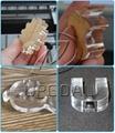 100W Co2 Plexiglass Laser Cutting Machine 1300*900mm 18