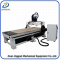 Vacuum Table Wood Furniture CNC Carving Machine  4*8 Feet