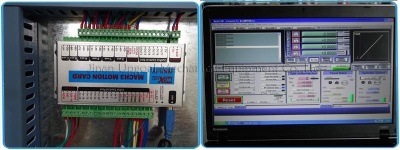 Mach3 control system