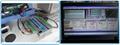 Mach3 control system with USB port