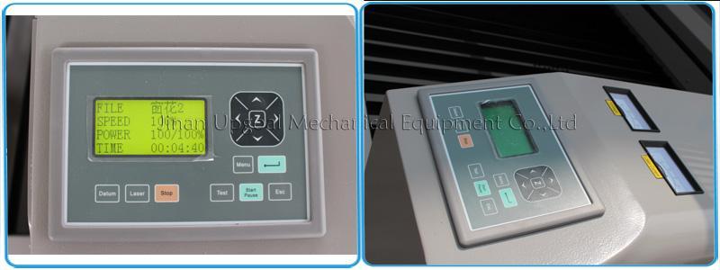 Leetro MPC8530 control panel