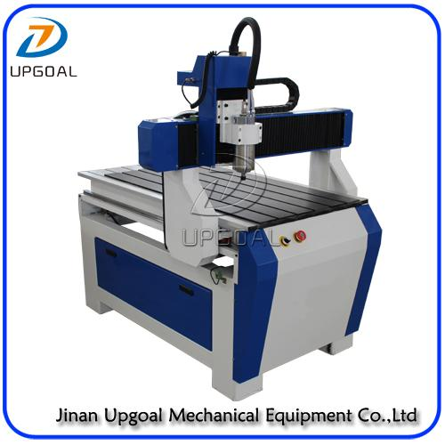 Small CNC Engraving Cutting Machine for MDF Acrylic Double Color Board