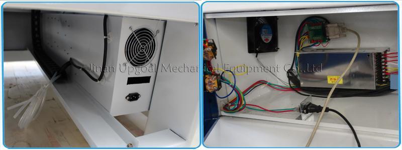 Internal control cabinet
