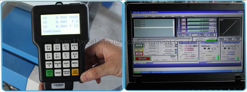 Optional DSP Offline & Mach3 control system