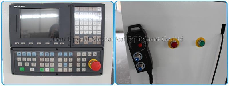 SYNTEC 6MB control system & handwheel