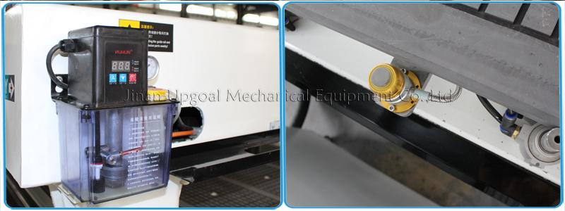 0-180 Degree Spindle Rotating ATC CNC Carving Machine 2000*3000mm 15