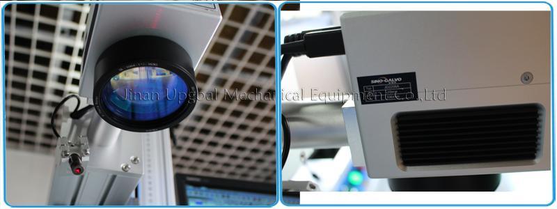 Field lens & SINO-GALVO galvameter