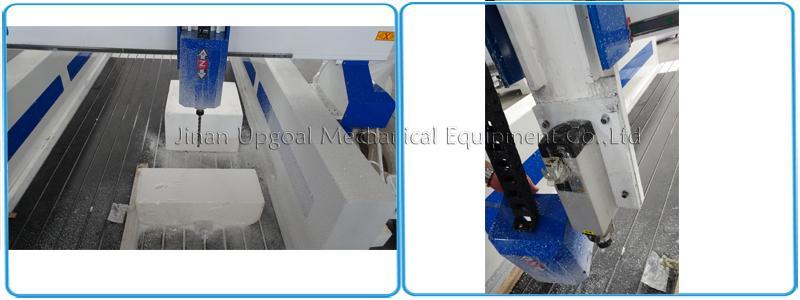 Economic 1300*2500*700mm CNC Foam Engraving Machine  10