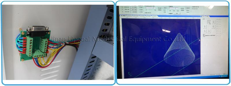 Economic 1300*2500*700mm CNC Foam Engraving Machine  15