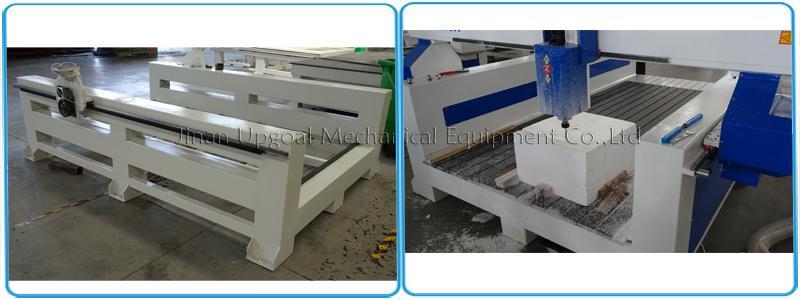 Economic 1300*2500*700mm CNC Foam Engraving Machine  8