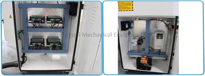 Economic 1300*2500*700mm CNC Foam Engraving Machine  16