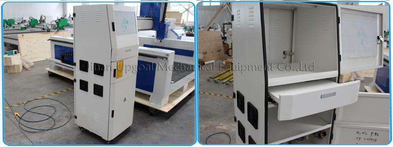 Economic 1300*2500*700mm CNC Foam Engraving Machine  17
