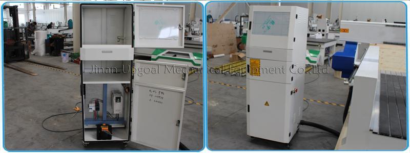 Economic 1300*2500*700mm CNC Foam Engraving Machine  18