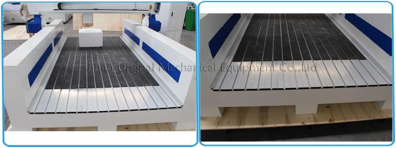 Economic 1300*2500*700mm CNC Foam Engraving Machine  9