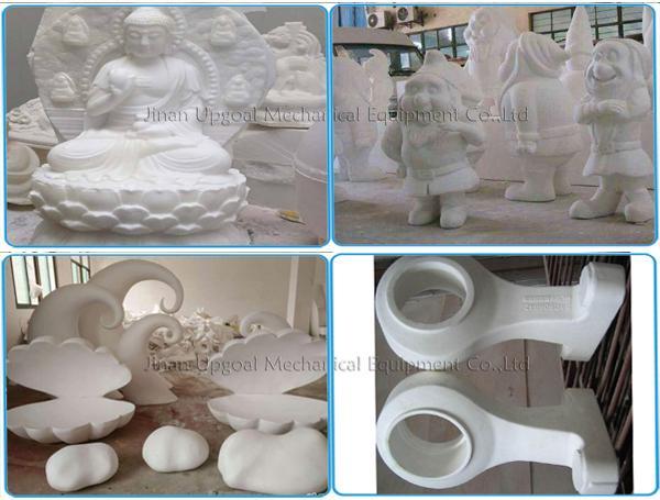 Economic 1300*2500*700mm CNC Foam Engraving Machine  20