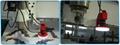 Automatic CCD CNC Edge Cutting Machine