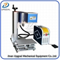Desktop Non-Metal Materials Co2 RF Laser Marking Machine RF 30W
