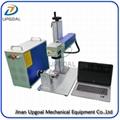 Desktop Mini Fiber Laser Marking Machine