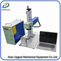 Desktop Mini Fiber Laser Marking Machine 20W