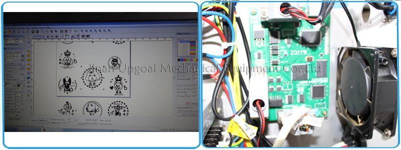 Original EzCad control system