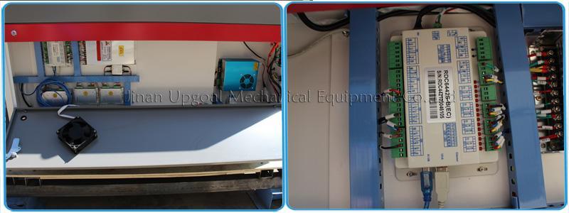 Control cabinet & RD main board