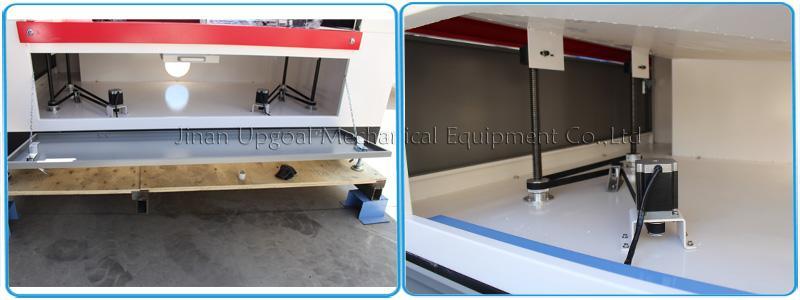 Auto lifting table