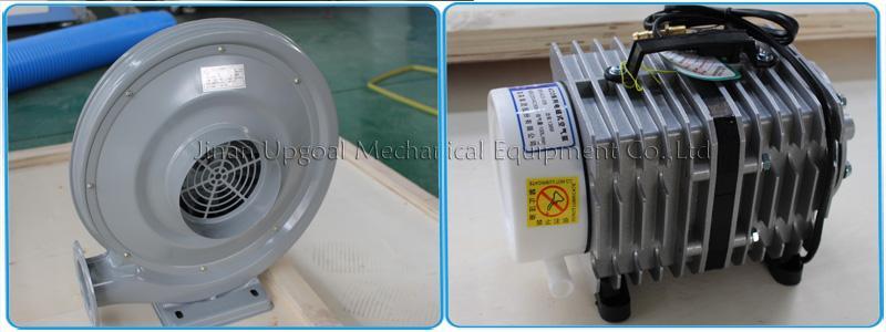 Air blower  & air pump for blow-off