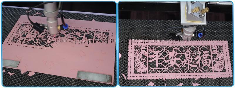 Paper-Cuts Artwork Co2 Laser Cutting Machine 65W 15