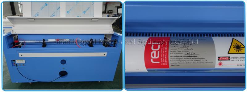 ReciW6 130W Co2 laser tube