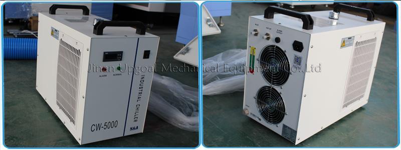 Industrial chiller CW-5000 for laser tube cooling