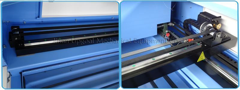 Hiwin Taiwan linear square guide rail & 3M belt transmission