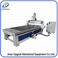 3D Embossment Wood Engraving Cutting CNC Router With DSP/PCI NcStudio Control